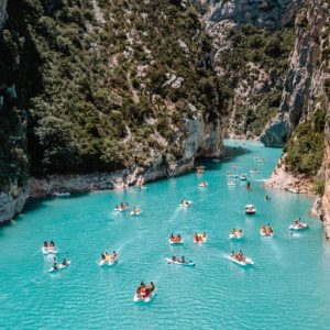 Visiter les Gorges du Verdon, le plus grand canyon d'Europe