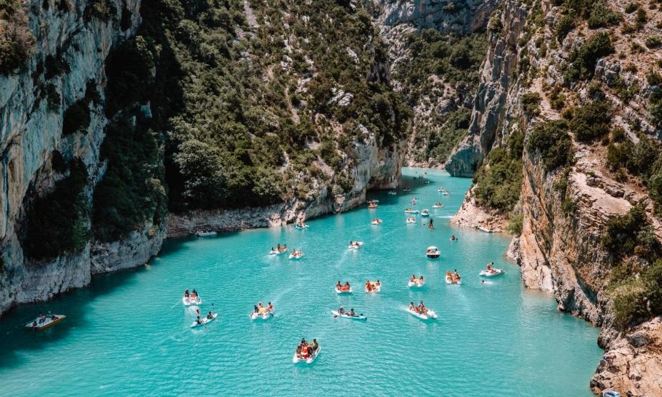 Visiter les Gorges du Verdon, le plus grand canyon d'Europe