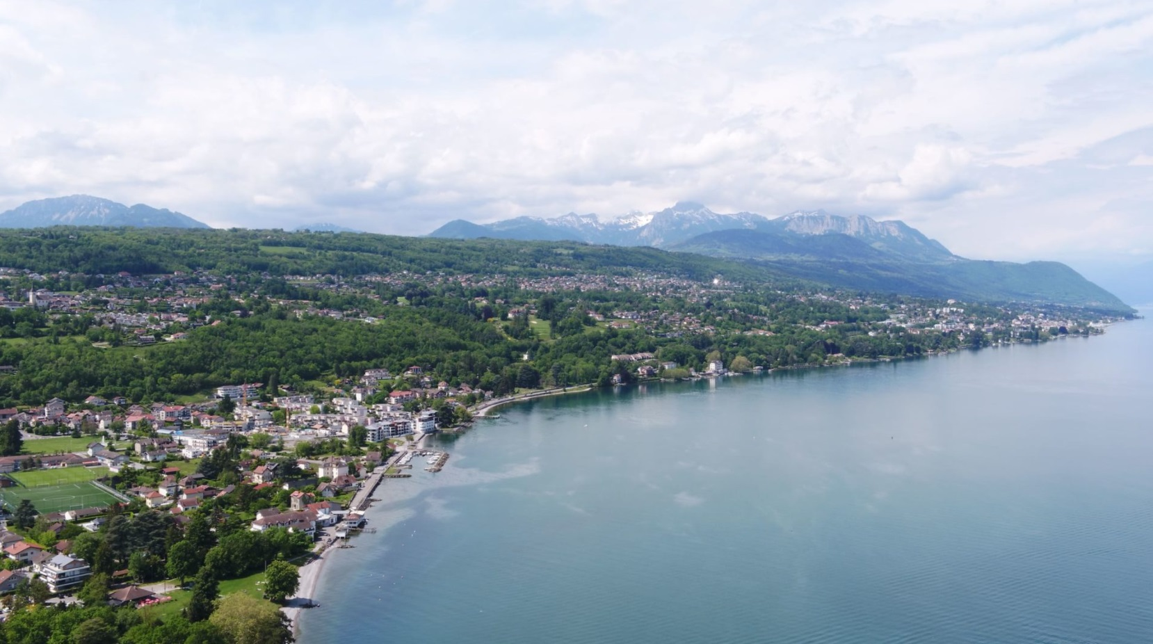 Le lac Léman : une destination de plus en plus prisée par les Français