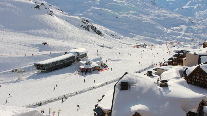 Val Thorens : station d'Europe à la plus haute altitude